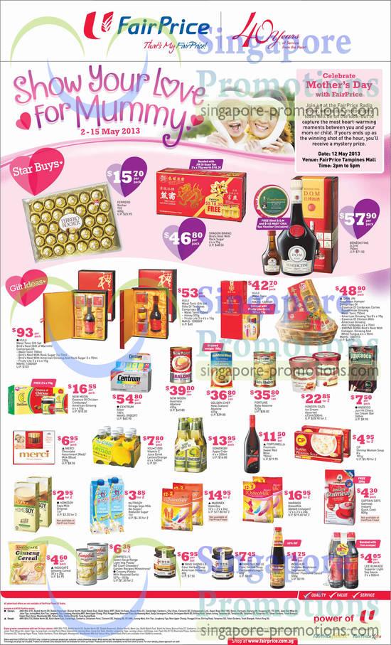 Baby Gift Ntuc : Dragon brand birds nest benedictine d o m huiji waist