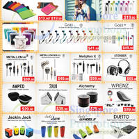 Read more about Gavio Earphones & Multimedia Products Price List 23 May 2013