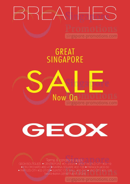 Geox 21 May 2013