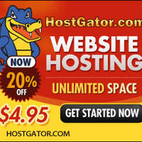 HostGator Web Hosting 25% OFF Coupon Code 2 - 30 Sep 2014