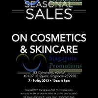Read more about Kanebo Cosmetics & Skincare Seasonal Sale @ UE Square 7 - 9 May 2013