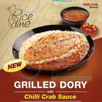 Read more about Long John Silver's NEW Grilled Dory With Singapore Style Chilli Crab Sauce 8 May 2013