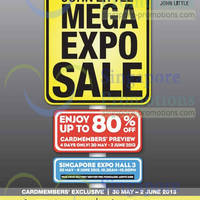 Read more about John Little Mega Expo Sale @ Singapore Expo 30 May - 9 Jun 2013