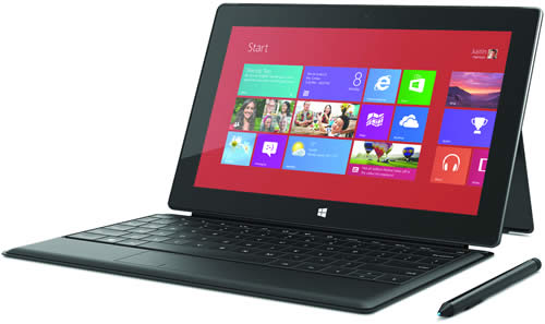 Microsoft surface pro final price list 28 may 2013 for Harvey windows price list