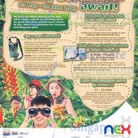Read more about NEX Great Singapore Sale Promotions & Activities 23 May - 30 Jun 2013