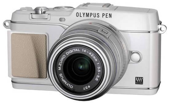 OLYMPUS PEN E-P5 Digital Camera