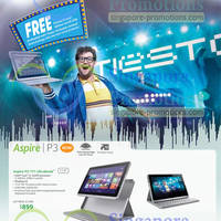 Read more about Acer Notebooks, Desktop PCs, Tablets & Monitors Price List 16 May - 2 Jun 2013