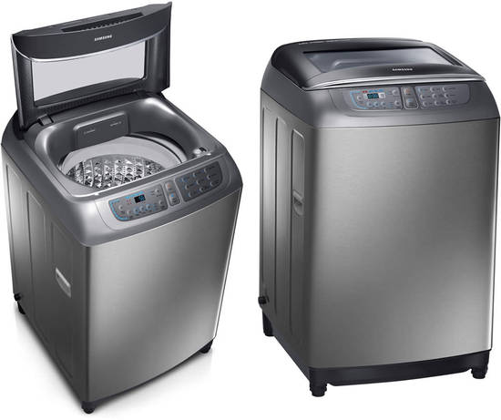 Samsung Launches NEW Wobble Washing Machine 7 May 2013