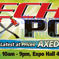 Read more about Harvey Norman Tech Expo Up To 80% Off @ Singapore Expo 1 - 5 May 2013