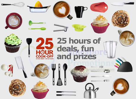 25 Hour Cook Off