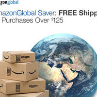 Read more about Amazon.com FREE Shipping To Singapore With $125 Minimum Spend (Updated Nov 2015)