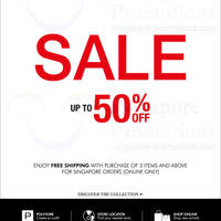 Read more about Charles & Keith End of Season Sale Up To 50% Off 20 Jun - 21 Jul 2013
