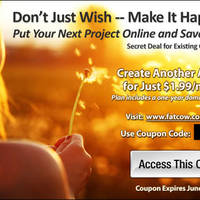 Read more about FatCow Web Hosting $1.99/mth Coupon Code With FREE Domain Name 13 - 30 Jun 2013