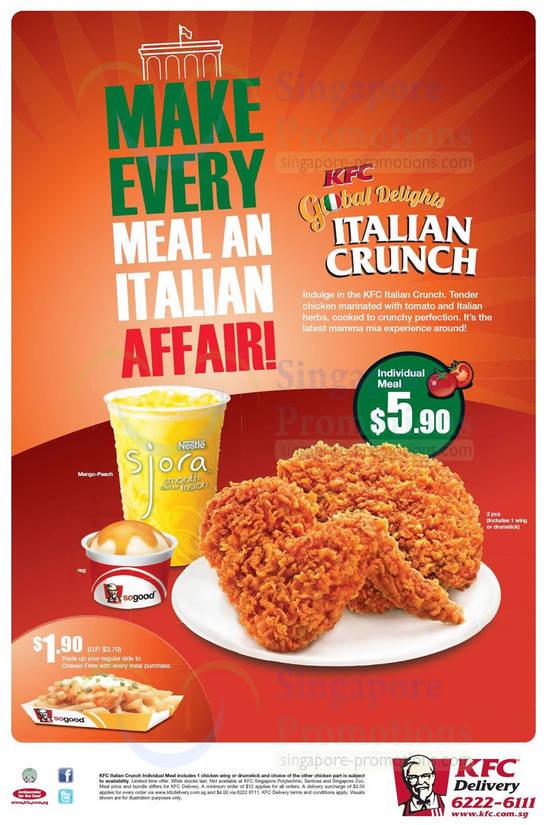 KFC 18 Jun 2013