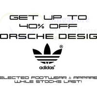 Read more about Limited Edt Up To 40% Off Adidas Porshe Design Footwear @ Selected Outlets 3 Jun 2013