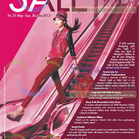 Read more about Mandarin Gallery Touchdown Sale Promotions 31 May - 30 Jun 2013