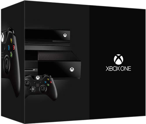 Microsoft Xbox One Box
