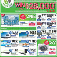 Read more about Best Denki TV, Notebooks, Digital Cameras & Other Electronics Offers 13 - 17 June 2013