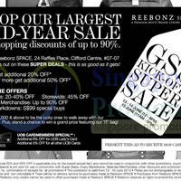 Read more about Reebonz Branded Handbags Sale Up To 90% Off @ Clifford Centre 13 - 15 Jun 2013