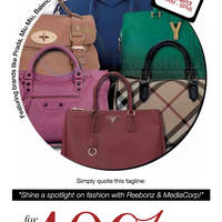 Read more about Reebonz Branded Handbags Sale Up To 90% Off @ Clifford Centre 28 - 29 Jun 2013