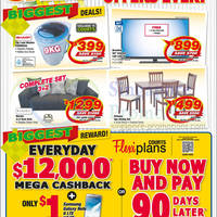 Read more about Courts Mega Raya Sale Promotion Offers 8 - 9 Jun 2013