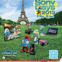 Read more about Sony Days 2013 Promotions & Offers 31 May - 30 Jun 2013
