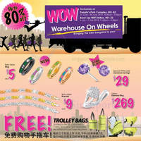 Read more about Taka Jewellery Up To 80% Off Warehouse on Wheels 27 Jun - 7 Jul 2013