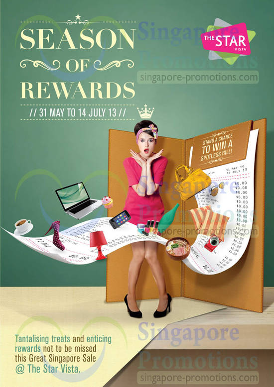 The Star Vista Season of Rewards