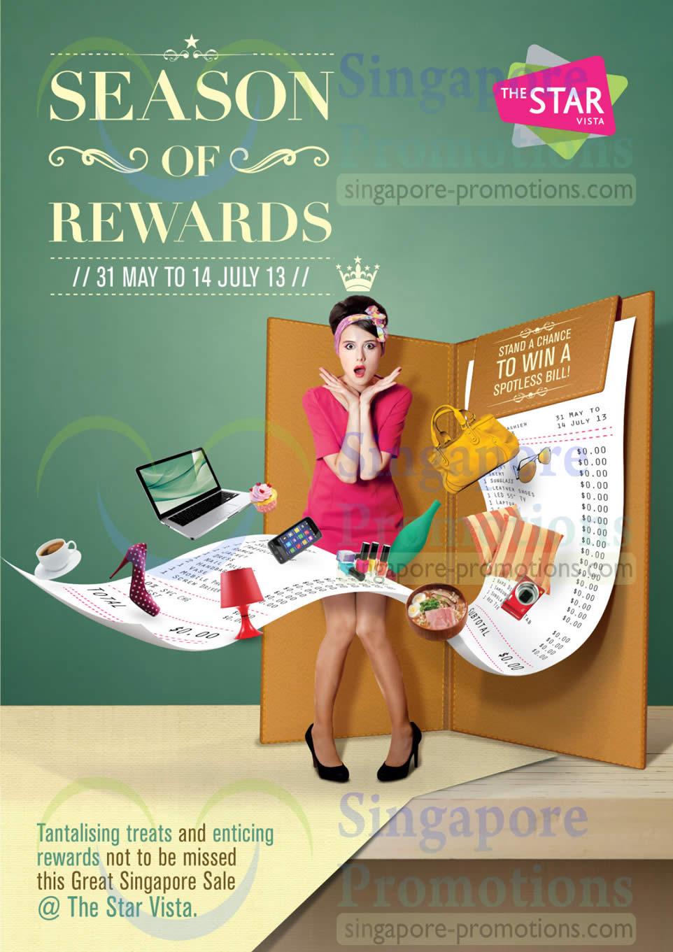 The Star Vista Season of Rewards