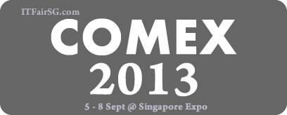 COMEX 2013 Logo