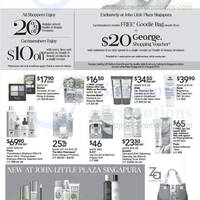 Read more about John Little 20% Off Health & Beauty Products Promo 18 - 28 Jul 2013