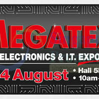 Read more about Megatex 2013 (1 Aug) Electronics & IT Expo Show @ Singapore Expo 1 - 4 Aug 2013