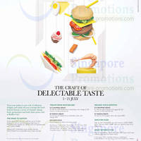 Read more about Raffles City Delectable Taste Promotions & Activities 5 - 21 Jul 2013