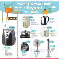 Read more about NTUC Fairprice Toyomi Electronics & Wines Offers 4 - 17 Jul 2013