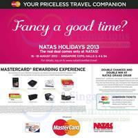 Read more about NATAS Fair 2013 (Aug 2013) Travel Fair @ Singapore Expo 16 - 18 Aug 2013