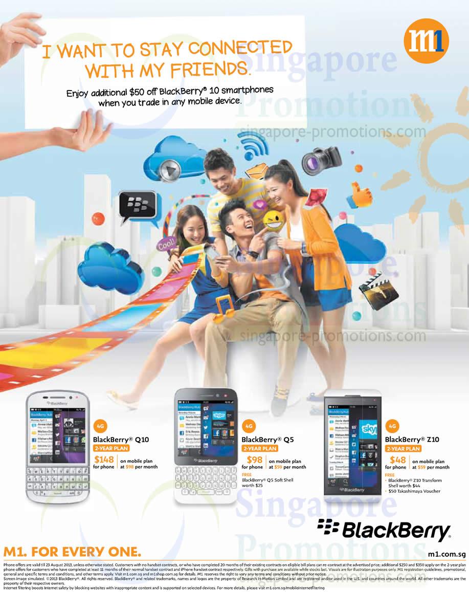 Blackberry Q10, Blackberry Q5, Blackberry Z10