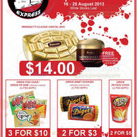 Read more about Choco Express Chocolate Super Deals 16 - 25 Aug 2013