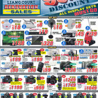Read more about Audio House Electronics, TV, Notebooks & Appliances Offers @ Liang Court 3 - 12 Aug 2013
