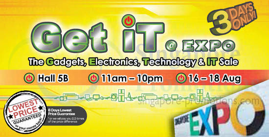 Get iT at Expo Logo