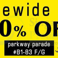 Read more about Gramophone 70% Off Storewide Sale @ Parkway Parade 16 Aug 2013