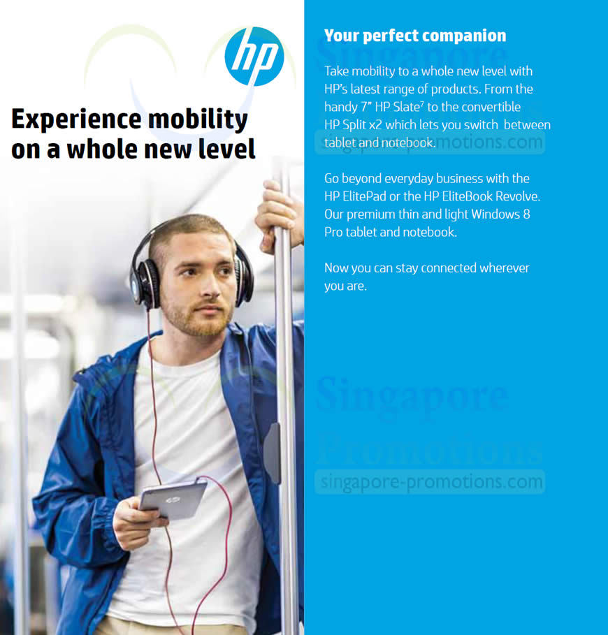 HP Mobility Products