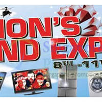 Read more about Harvey Norman The Nation's Grand Expo @ Singapore Expo 8 - 11 Aug 2013