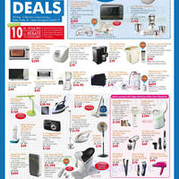 Read more about Isetan Panasonic Electronics & Kitchenware Offers 23 Aug - 5 Sep 2013