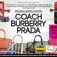 Read more about Nimeshop Branded Handbags Sale Up To 70% Off @ Mandarin Orchard Hotel 17 Aug 2013