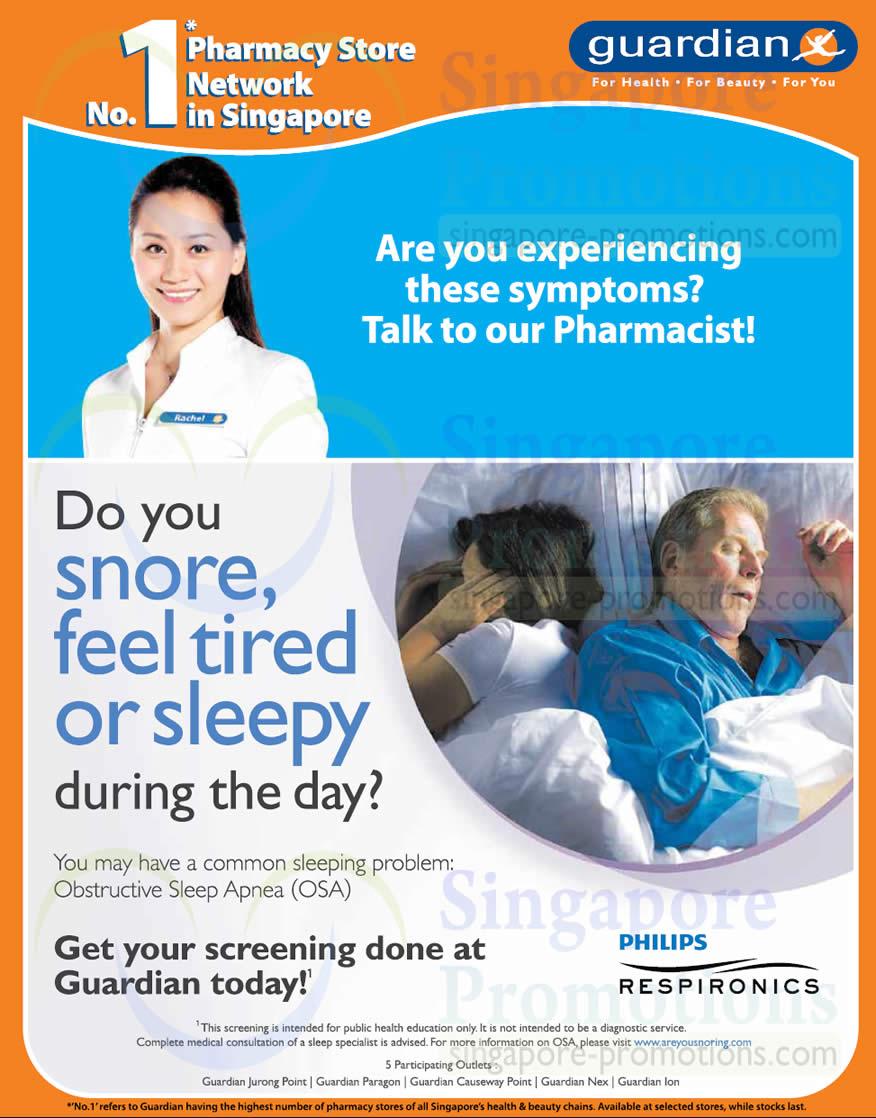 Obstructive Sleep Apnea Screening