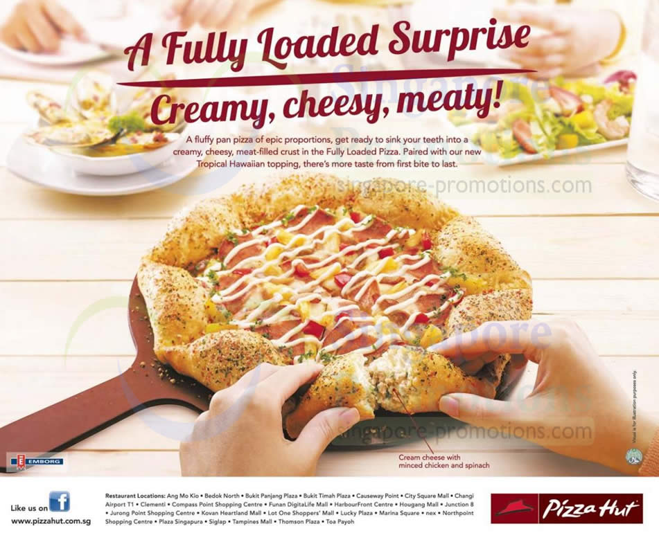 Pizza Hut 14 Aug 2013