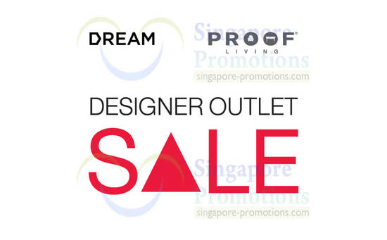 Proof Living Sale Banner