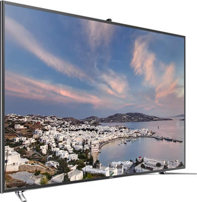 Samsung Series 9 F9000 LED TV