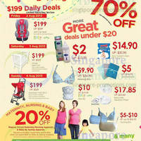 Read more about Spring Maternity & Baby Up To 70% Off Baby Fair @ Hoi Hup Building 2 - 4 Aug 2013