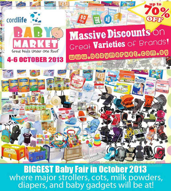 Baby Market Fair 18 Sep 2013